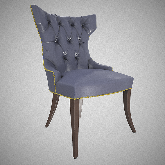 Artisticframe Athens Chair Blue