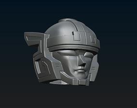 Dragon Thunderzord 3d helmet