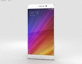 3D model Xiaomi Mi 5s Plus Gold
