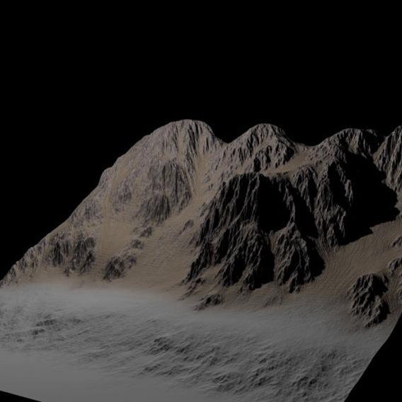 the mountain Ridiculous