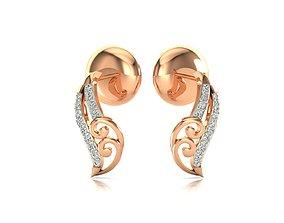 3D printable model Earrings-6892