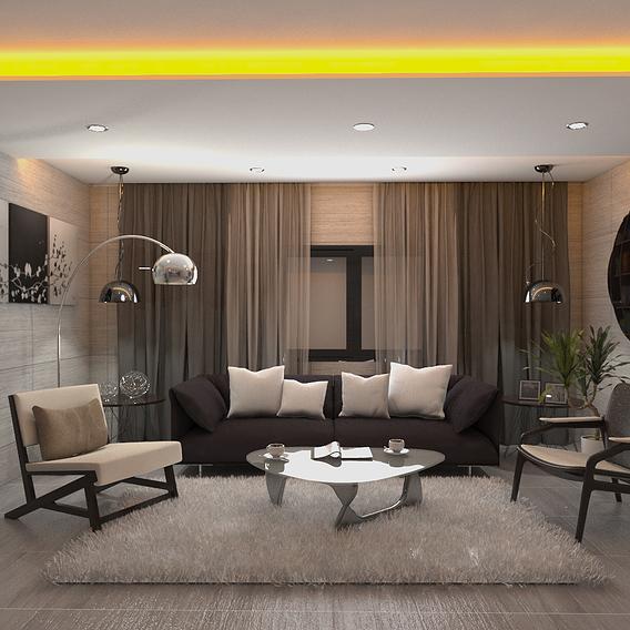 moderne living room