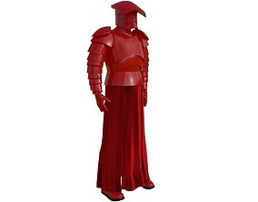 3D print model Elite Praetorian Guard Armor from Starwar 2