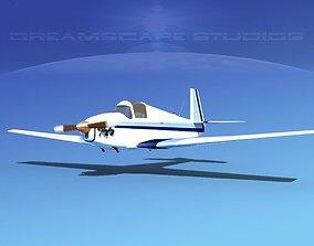 3D model Mooney M-18 Mite V13