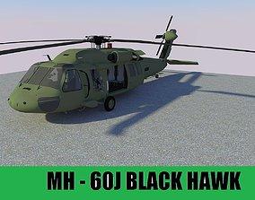 MH-60 BLACK HAWK 3D model