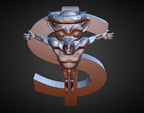 Crucifixion 3D print model