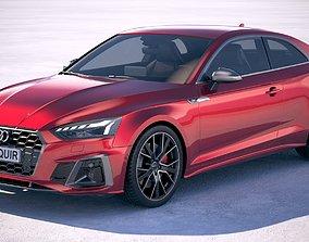 Audi S5 Coupe 2020 3D model