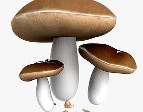 3D model realtime Mushroom