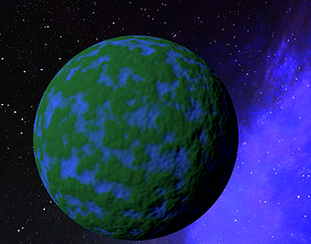 Planet 4 3D