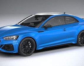 3D model Audi RS5 Coupe 2020