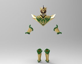 Lord Drakkon Complete Armor from MMPR for 3D Printing
