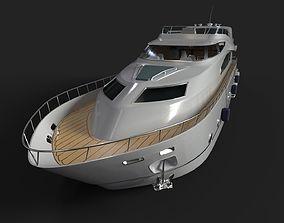 Luxury Yacht ue4 3D