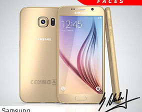 Samsung Galaxy S6 G920 3D
