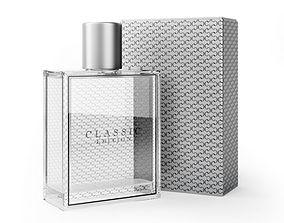 3D model Classic Perfume Bottle