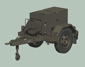Japan Ground Self-Defense Force Power Supply 3D model