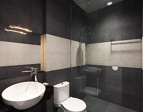 Free Bathroom 3D Models   CGTrader