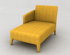3D model I love Couch