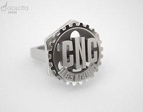 3D printable model CNC-guild original ring
