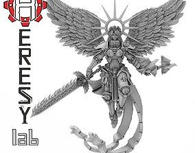 Heresylab - Saint Manakel 3D print model