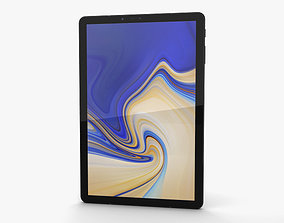 Samsung Galaxy Tab S4 10-5-inch Black 3D model