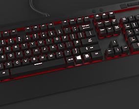 electronics 3D Keyboard
