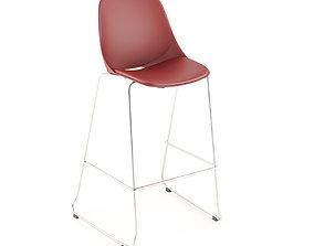 3D asset Cerantola Quick Barstool