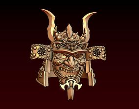3D printable model Samurai helmet
