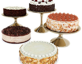 3D sweets Cake collection