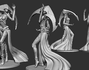 Elesh Norn mtg Magic The Gathering 3D printable model