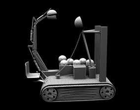 3D Calapult
