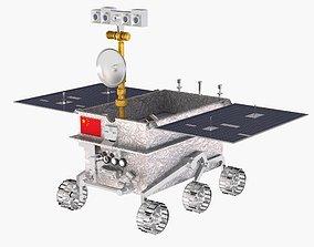 3D model Jade Rabbit YuTuHao Rover changer