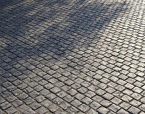 3D Stone pavers Type 2