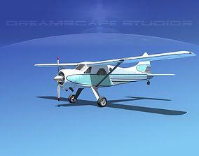3D model Dehaviland DH-2 Beaver SL15