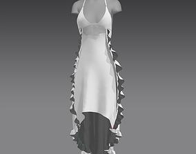 dress summer 3D