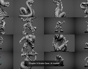 3D Chapter 9 Snake Cove