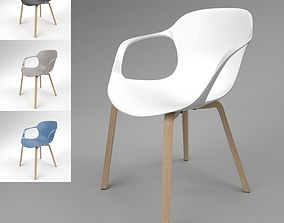 3D model Fritzhansen Nap KS62 Chair Blender Cycles