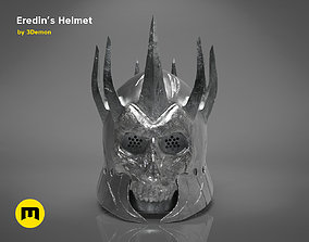 3D printable model Eredins helmet - The Witcher Wild Hunt