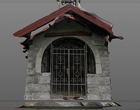 3D Mountain church