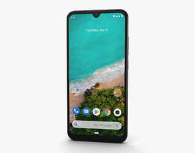 Xiaomi Mi A3 Kind of Gray 3D