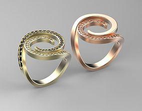 3D printable model Fashion ring026