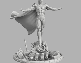 spider Magneto 3D printable model