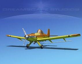 EMB-202A Ipanema V03 3D model