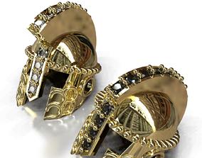 3D print model Gladiator helmets