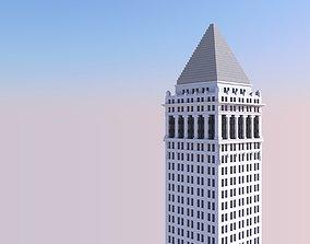 Bankers Trust Building 3D printable model