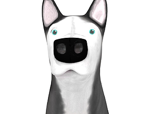 3D model Husky