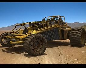 3D Desert Runner