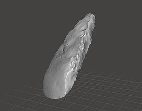 3D 500 000 years old Acheulean hand-axe