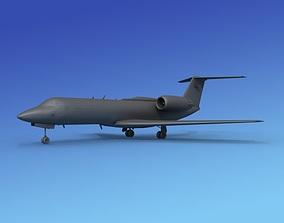 3D Grumman Gulfstream IV VBM