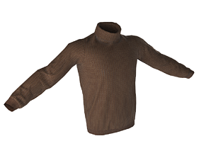 3D asset Sweater