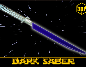 Dark Saber - Mandalorian 3D printable model